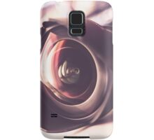 Photographic Lens Samsung Galaxy Case/Skin