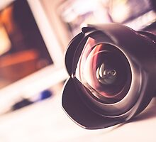 Photographic Lens by eelagreen