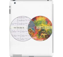 Science Art Wonder iPad Case/Skin