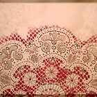 Dusted doily by Michelle Walker