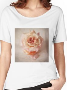 Shropshire Lad rose Women's Relaxed Fit T-Shirt