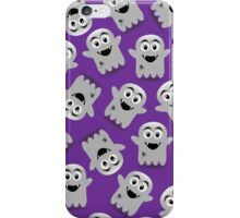 Spooky Scary Ghosts by 'Chillee Wilson' iPhone Case/Skin