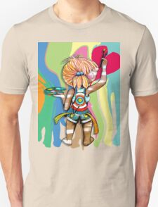 Art Chick Paint Shirt Unisex T-Shirt