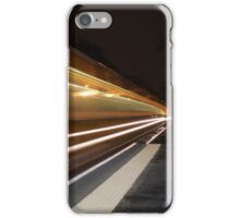 Oncoming Train iPhone Case/Skin