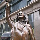 Mary Tyler Moore, Nicollet Mall, Minneapolis by shutterbug2010