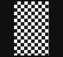 Mod Checkered Two Tone by 'Chillee Wilson'  Kids Clothes