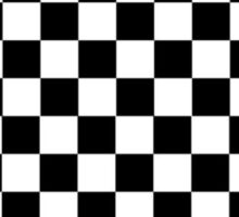 Mod Checkered Two Tone by 'Chillee Wilson'  Sticker