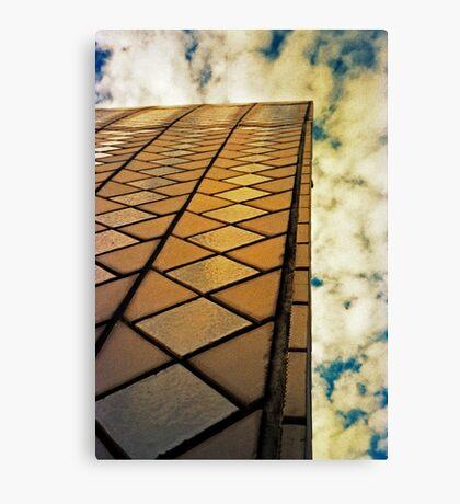Opera House Tiles Canvas Print