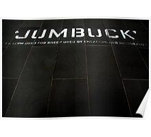 """""""Jumbuck"""" Poster"""