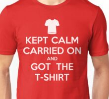 Kept calm Unisex T-Shirt