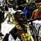 Sax Man by shutterbug2010