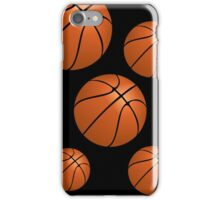 Did Someone Say Basketballs? by 'Chillee Wilson' iPhone Case/Skin