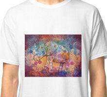 indie elephant Classic T-Shirt