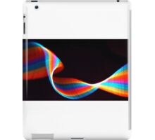 #128   Rainbow Ribbon iPad Case/Skin