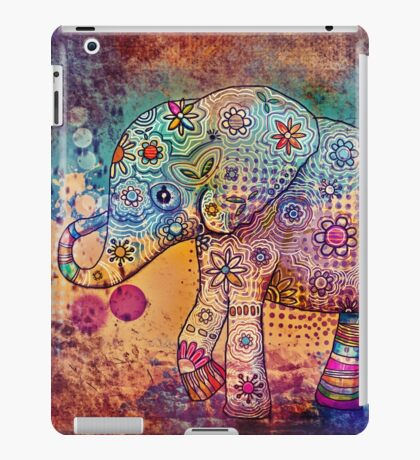 indie elephant iPad Case/Skin