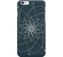 Ornament – Nightblu Blossom iPhone Case/Skin
