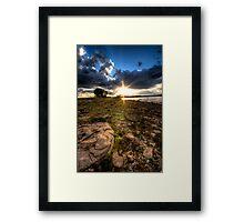 Sun Peek Granite Mountain-Second Look Framed Print