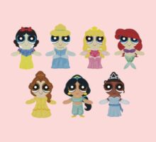 Powerpuff Princesses Kids Clothes