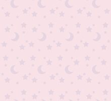 Kawaii Starry Sky Design by NinjasInCarpets
