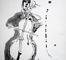 music #5 by Loui  Jover