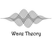 Wave Theory _01 Photographic Print