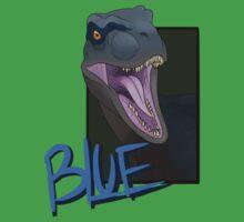 Blue Kids Clothes