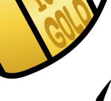Fool's Gold Sticker