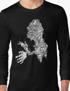 Robot gyro Long Sleeve T-Shirt