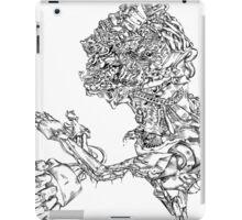 Robot gyro iPad Case/Skin