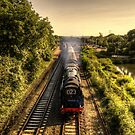 Britannia at Tiverton Parkway by Rob Hawkins