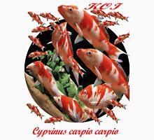 Cyprinus carpio carpio ; Japanese Koi. All profits to the RSPCA Unisex T-Shirt