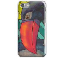 Toucan Graffiti iPhone Case/Skin