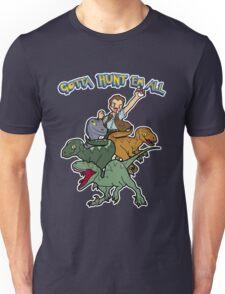 Gotta Hunt Em All Unisex T-Shirt