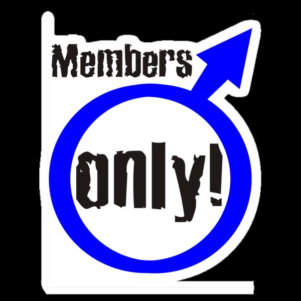 Members only - Menfolk series by gnubier