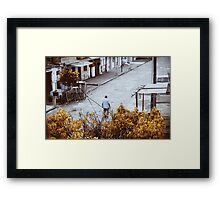 Loneliness. Framed Print
