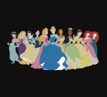 Princesses Kids Clothes