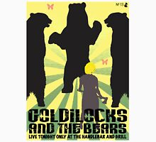 Goldilocks and the Bears Unisex T-Shirt