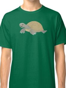 Happy Tortoise Classic T-Shirt