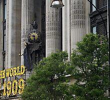 Selfridges, Oxford Street, celebrates 100 years by BronReid