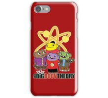 Big Boov Theory iPhone Case/Skin