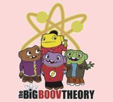 Big Boov Theory Kids Tee