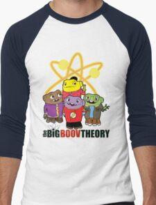 Big Boov Theory Men's Baseball ¾ T-Shirt
