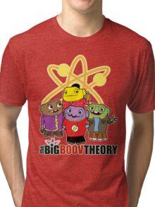 Big Boov Theory Tri-blend T-Shirt