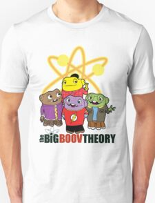 Big Boov Theory Unisex T-Shirt