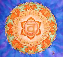 Swadhisthana - the Sacral Chakra by FionaStolze