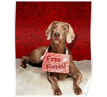 Free Kisses   Poster