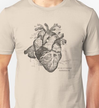Restless Heart Unisex T-Shirt