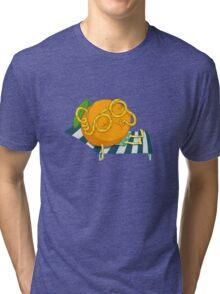 Orange Juice Tri-blend T-Shirt