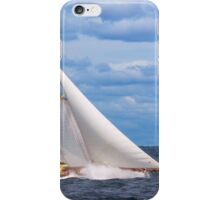 Heeling Over iPhone Case/Skin