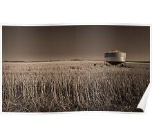 The Barley Bin Poster
